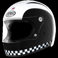 Premier Full-Face helmet Trophy Retrò series
