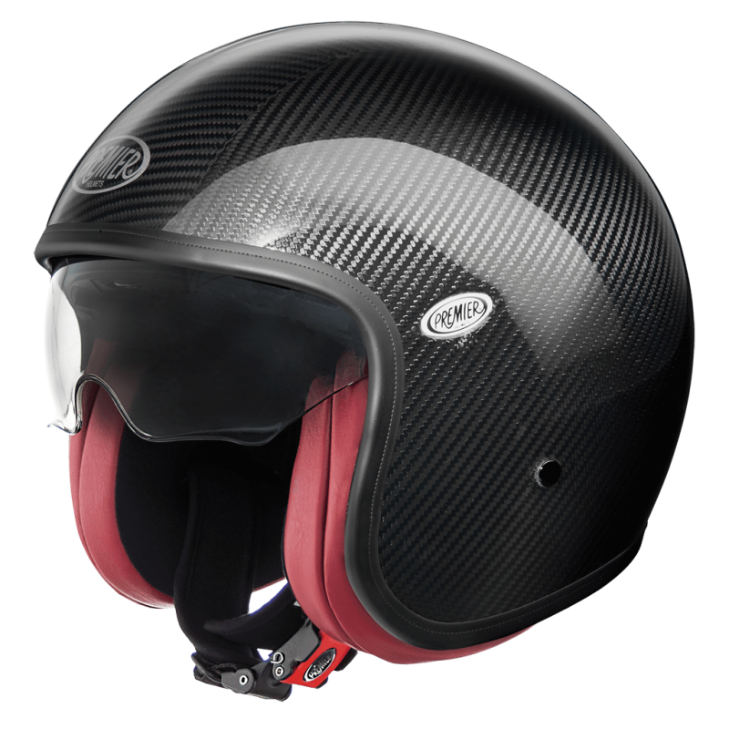 Premier Helmets VTG-Carbon Selection of Jet & Demi-Jet Helmets Online