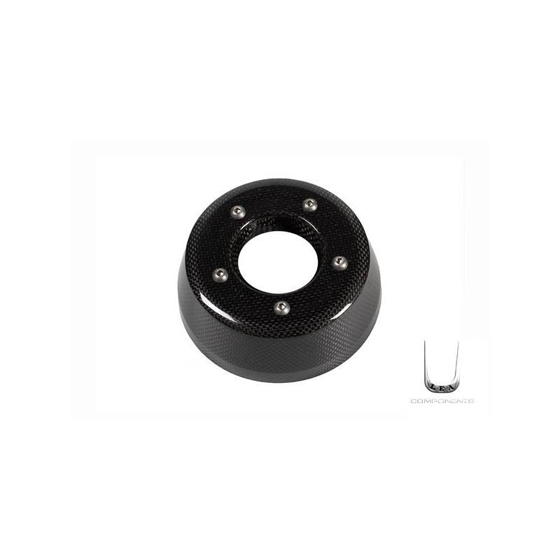 LEA0041 Carbon silencer end cap for Yamaha T-Max 500 2007-2011 -5%