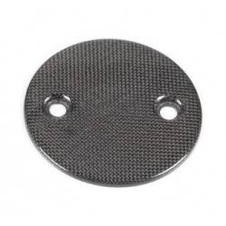 Engine cover (2 parts) carbon Yamaha T-Max 500/530