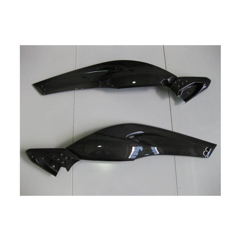 LEA0117 Boomerang pair for Yamaha T-Max 500 2008-2011 -5%