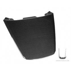 Carbon closing higher codon for Yamaha T-Max 500 2008-2011