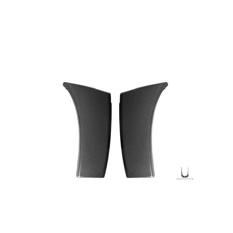 LEA0231 Side cover carbon (2 parts) for Yamaha T-Max 530 2012-2014 -5%