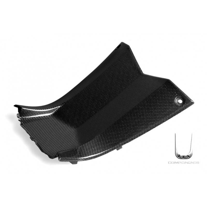 LEA0250 Lea Components Cover Tunnel carbon fiber for Yamaha T-Max 530 2012-2014 -5%