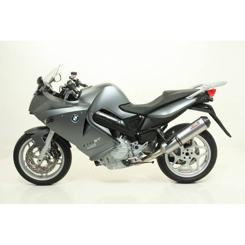Giannelli Ipersport titanium silencer for BMW F 800 S 2006-2013