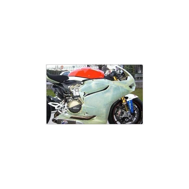 Plastic Bike VTR1207 Fiberglass fairings