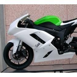 Racing fairing Plastic-Bike Kawasaki ZX-6R 2007-2008