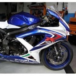 Racing fairing Plastic-Bike Suzuki GSX-R 600 /750 2008-2010