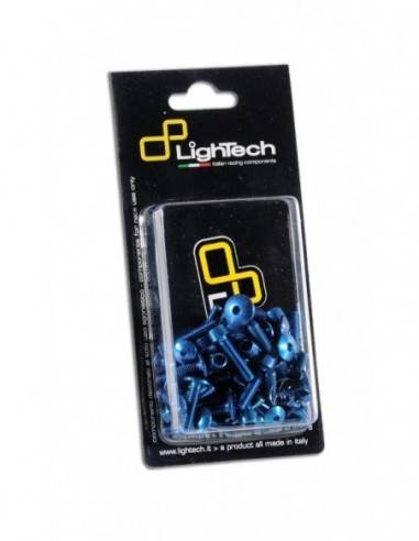Lightech 9KRC Motorcycles ergal screws kit