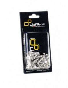 Lightech fairing screws kit ergal for Suzuki GSX-R 600 2011-2016