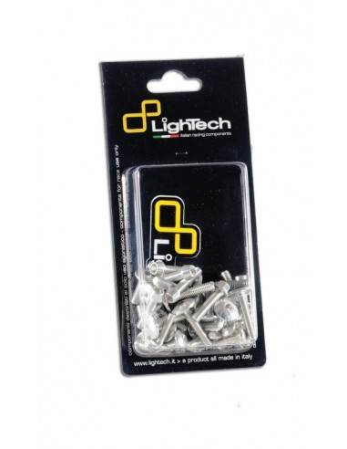 Lightech 7M9T Motorcycles ergal screws kit