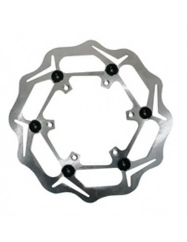 Braking WL4007 motorcycles floating brake disk wave steel hub Ø270