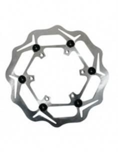 Braking WL4008 motorcycles floating brake disk wave steel hub Ø270 for Kawasaki