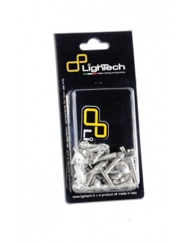 Lightech 5M8T Motorcycles ergal screws kit