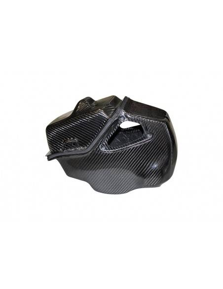 Carbon Fibre enlarged air box Ducati 848 / Evo ABX0001