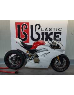 Plastic Bike VTR1250 Fiberglass fairings