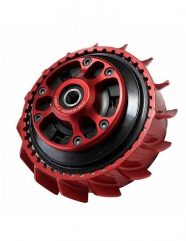 STM Evo-GP dry slipper clutch with z40 basket and plate set for Ducati Desmosedici RR FDU-S300-43