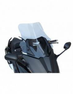 Fabbri windshield light smoke for Yamaha T-Max 530 2012