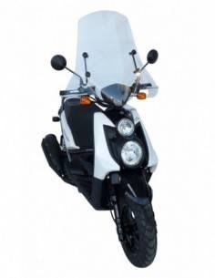 Fabbri windshield with fasteners for Yamaha BW'S 125 2010-2013