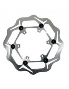 Braking WL4016 motorcycles floating brake disk wave steel hub Ø260