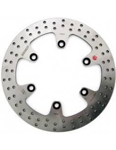 Braking brake disk round fix for Kawasaki Eliminator 400 1988-1989