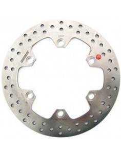 Braking brake disk round fix for Kawasaki KLE 500 1991-2007