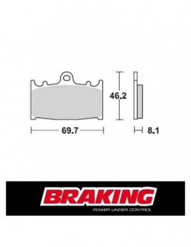Braking 715CM55-KA Brake system