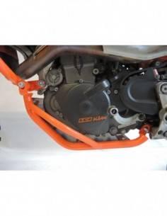 Steel engine guards kit for KTM 690 Enduro R 2014-2014