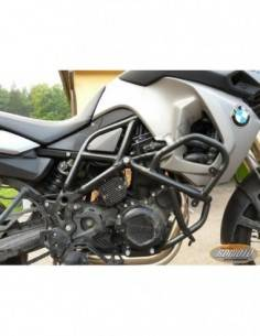 RDmoto Crash bar kit for BMW F 800 GS 2017-2018 RDCF30KD-6