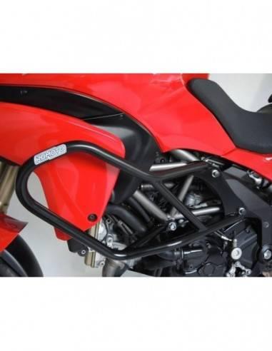 RDmoto Crash bar kit for Ducati Multistrada 1200 S ABS 2010-2012 RDCF03KD-5