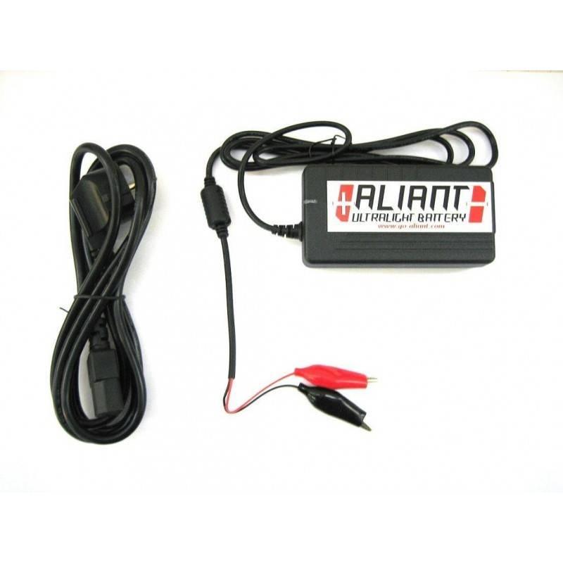FBATCB12.03KIT Specific charger for lithium batteries Aliant 12V, 3 ampere -10%