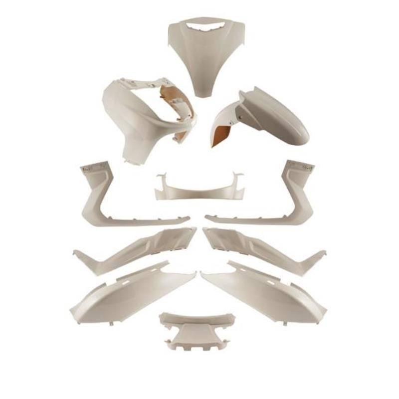 77380050 Complete fairing X-Max 2005-2006 white color 11Pcs -20%