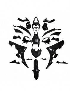 Complete fairing kit unpainted ABS 23 pcs Yamaha YZF 600 R6 2006-2007 77369121