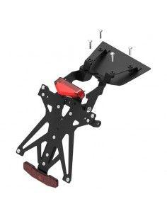 Lightech adjustable number plate holder for Honda Integra 700 /750 /NC 700 /X