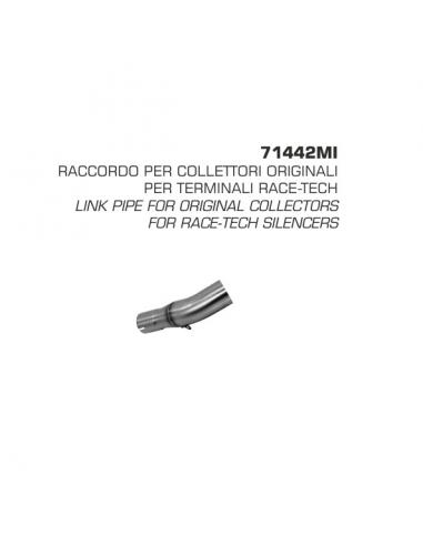 Arrow 71442MI Manifolds and fittings