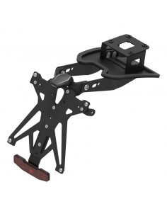 Lightech adjustable number plate holder for Triumph Speed Triple 1050 /R /RS 2016-2018
