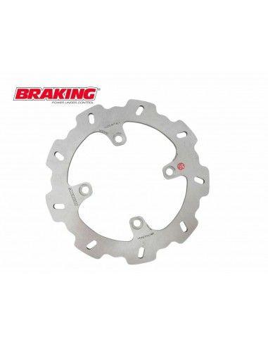 Braking BL01RID Motorcycle brake rotors