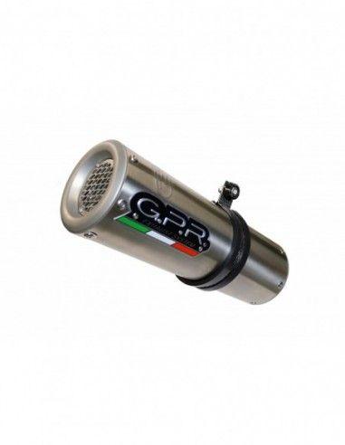 GPR E4.BM.95.M3.INOX Aftermarket Motorcycle Silencers