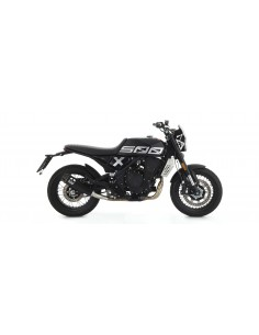 Arrow 74508 Aftermarket Motorcycle Silencers