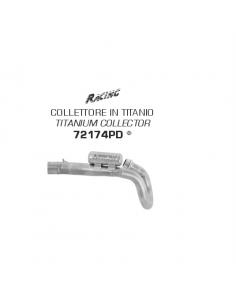 72174PD Arrow titanium racing collector for Honda CRF 450 R 2021 -18%